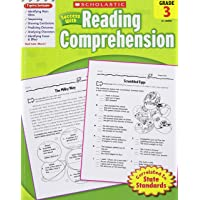 (进口原版) Scholastic Success With Reading Comprehension, Grade 3