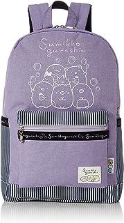 [sumikurahi] 角落生物聚酯帆布标志背包/背包 小学生 大容量 大号 X1634-019