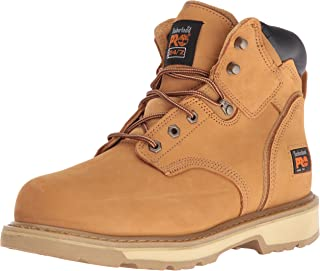 Timberland 添柏岚 男士 PRO Pitboss 6英寸钢头靴