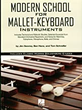 Modern School for Mallet-Keyboard Instruments: Includes Classic Morris Goldenberg Etudes (English Edition)
