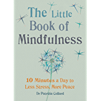 The Little Book of Mindfulness: 10 minutes a day to less stress, more peace (MBS Little book of...) (English Edition)