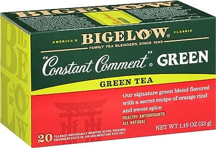 Bigelow Constant Comment 茶 每包6条