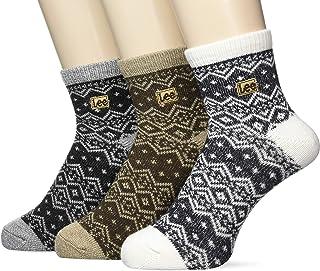 Lee 3双装 短袜 2760400 男士