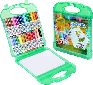 Crayola 繪兒樂 進口學生繪畫文具套裝 25色短桿粗頭水彩筆禮盒04-5227