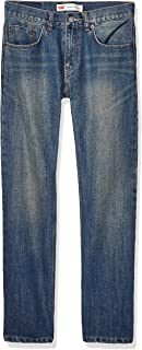 Levi's 李维斯男童505常规牛仔裤(大童款)