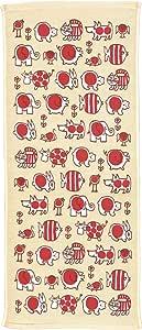 丸真 毛巾 LISA LARSON 丽莎·拉森 日本制造 纱布毛巾 LISA LARSON 丽莎·拉森 34×80cm 6805005600