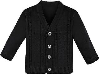 Lilax 男婴针织基础针织开衫毛衣