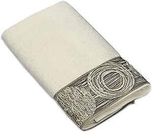 Avanti Linens Galaxy 浴巾 象牙色 Hand 19332IVR
