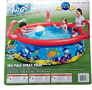 H2OGo Sea Pals 喷雾池