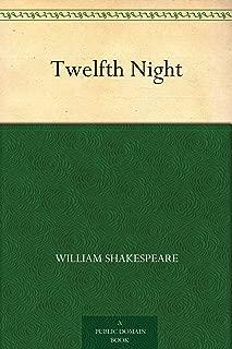Twelfth Night (第十二夜 ) (English Edition)
