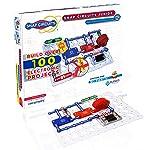 Elenco埃伦克 STEM科学益智玩具 Snap Circuits SC-100 电路探索套装(8岁+)
