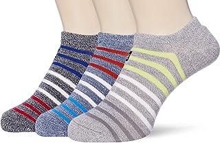 Lee 船袜 3双装 2760605 男士