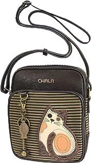 Chala Cat Organizer Crossbody Handbag - Cat Lovers Gift