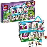 LEGO Friends Stephanie's House 41314 玩具,适合 6-12 岁儿童
