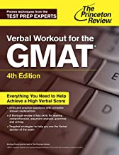 Verbal Workout for the GMAT, 4th Edition (Graduate School Test Preparation) (English Edition)