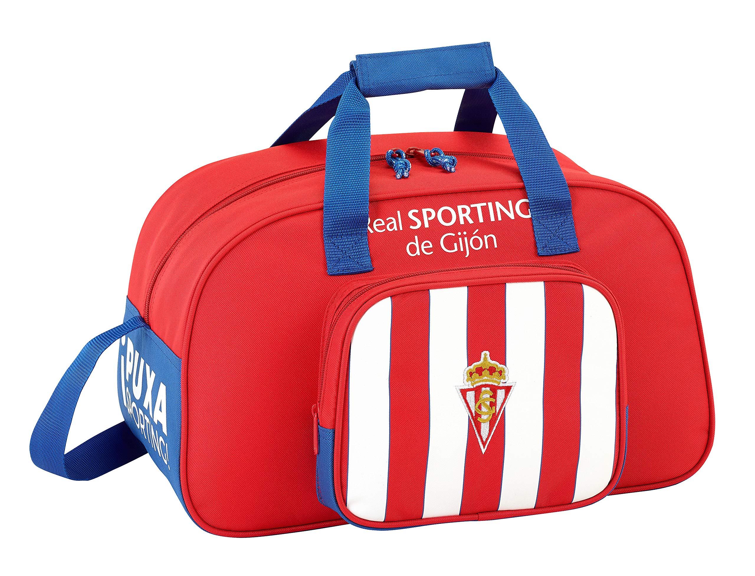 スポルティング・デ・ヒホン公式スポーツバッグ