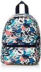 Lesportsac 女式 Classic系列防泼水时尚旅行双肩包 3358E178 白色/绿色/红色/蓝色/黄色 28 * 23 * 15cm