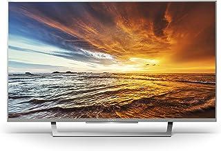 Sony 索尼 KDL-32WD757 80厘米(32英寸)电视(全高清,高清三调谐器,智能电视) 32 Zoll 银 KDL32WD757SAEP