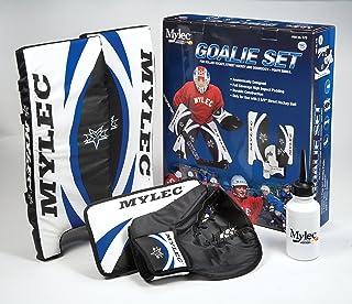 Mylec Goalie 套装,蓝色/白色/黑色,21 英寸