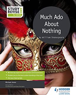 Study and Revise for GCSE: Much Ado About Nothing (Study & Revise for Gcse) (English Edition)