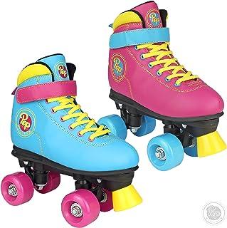 Pop Squad Malibu 男孩和女孩溜冰鞋 - 沙滩蓝