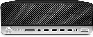 HP惠普 ProDesk 405 G4 小型电脑(9LB32EA)电脑系统,黑色/银色