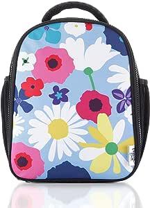 法国公牛午餐包 - 隔热、儿童、女士、背包、时尚、工作、学校 Violet Garden 均码 77156