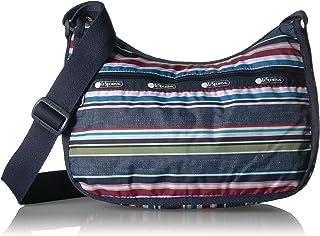 [ 乐播诗 ] 单肩包 Classic Hobo 轻量7520 Indigo Stripe One Size