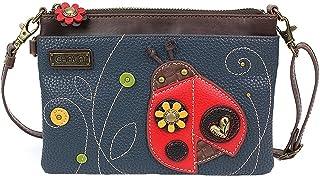 Chala Ladybug 迷你斜挎包手提包钱包瓢虫配件