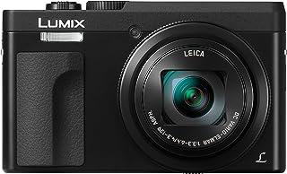 Panasonic DC-ZS70K Lumix 20.3 Megapixel, 4K Digital Camera, Touch Enabled 3\ 180 Degree Flip-Front Display, 30x Leica DC Vario-Elmar Lens, Wi-Fi with 3\ LCD, Black