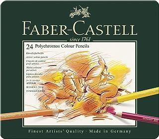 Faber-Castell 辉柏嘉 彩色铅笔(24支),多色