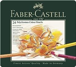 Faber-Castell 輝柏嘉 24 支 Polychromous 彩色鉛筆 金屬盒裝