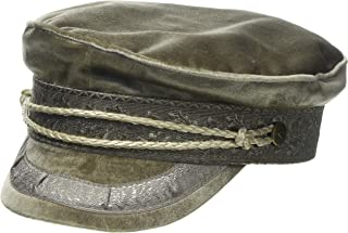 Brixton 女士阿尔巴尼帽天鹅绒船帽
