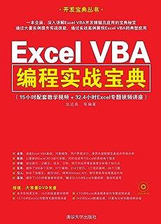 Excel VBA编程实战宝典 (开发宝典丛书)
