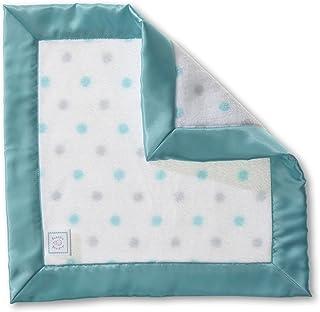 SwaddleDesigns婴儿乳房,标准圆点*毯 海水晶