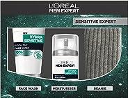 L'Oreal 欧莱雅 男士敏感专家礼盒套装,3件套
