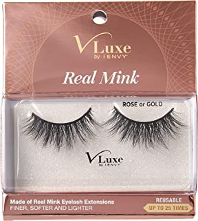 iEnvy Real Mink VLEC01(玫瑰色或金色)