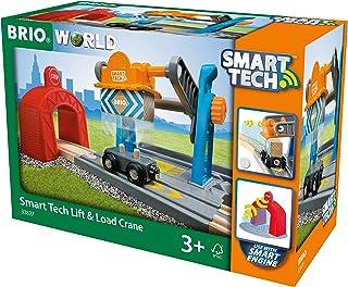 BRIO World - 智能技术铁路 - Harbour Crane