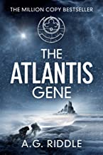 The Atlantis Gene: A Thriller (The Origin Mystery Book 1) (English Edition)
