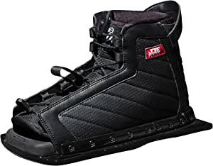 Jobe Focus Binding Water Ski 标准 黑色 333114001STAND