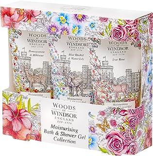 Woods of Windsor 沐浴系列,3 只装