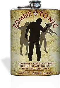 Zombie Tonic *瓶 8 盎司不锈钢 √