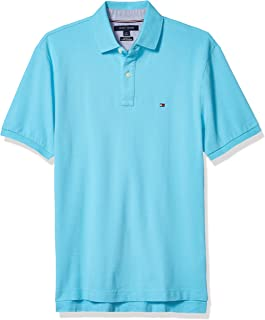 Tommy Hilfiger 经典款男士短袖Polo衫
