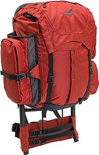 ALPS 登山红色摇滚外架包,34 升