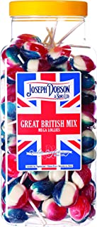 Joseph Dobson & Sons Great British Mega Lollies 1.99 kg