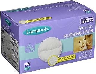 Lansinoh 兰思诺 超薄透气 防溢乳垫 100片装