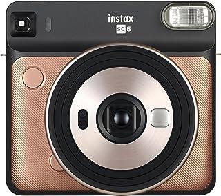 Instax Square SQ6 - 即时胶片相机Instax Square SQ6 Blush Gold 底部 腮红金色