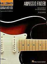 Arpeggio Finder: Easy-to-Use Guide to Over 1,300 Guitar Arpeggios Hal Leonard Guitar Method (English Edition)
