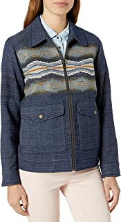 Pendleton 女式 Stana 羊毛夹克