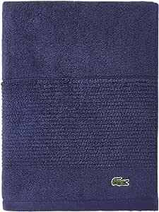 LACOSTE 鳄鱼 传奇毛巾 水洗 *蓝 *蓝 Bath T16825B023054